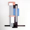 woodrelief geometric constructive art contemporary els van t klooster